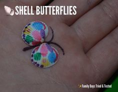 Fun Beach Games and Activities for Kids Fun Beach Games, Beach Activities, Activities For Kids, Crafts For Kids, Seashell Crafts, Beach Crafts, April Fools Tricks, Butterfly Family, Diy Magnets
