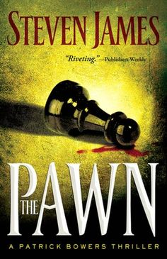 Here's the first of the Patrick Bowers series. Highly recommended if you enjoy suspense, thrillers, and/or FBI crime investigation stories like CSI, NCIS, etc. Steven James writes Christian nonfiction and also these fiction books. Really enjoy all.