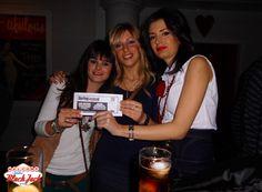 Ganadoras de 3 de las entradas para Alicante Spring Festival