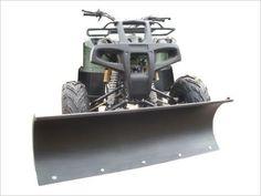 16PS Quad ATV 250 ccm mit Schneeschieber / Modell: Snowdog Bulldozer 250 ccm…