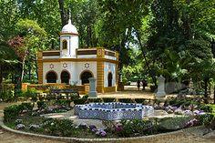 Parque de Maria Luisa Sevilla, Spain