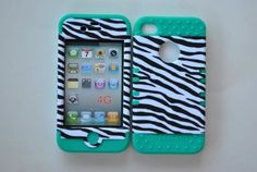 Leather Finish Zebra Print Hard Case Over Soft Teal Silicone by cell armor, http://www.amazon.com/dp/B00821NSJ4/ref=cm_sw_r_pi_dp_8-dsqb07DQGVN