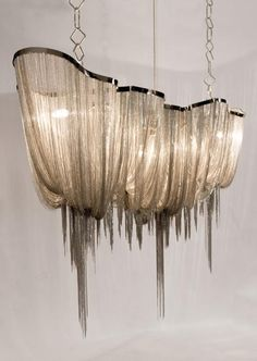 modern lighting fixtures with crystals, ceiling lights, chandeliers and wall lights