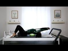 Pilates Reformer Workout: Full Body Class All Levels Pilates Videos Pilates Workout Videos, Pilates Abs, Pilates Video, Pilates Training, Pilates Reformer Exercises, Pilates For Beginners, Beginner Pilates, Beginner Workouts, Yoga Videos
