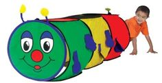 Playhut Wiggly Worm Tunnel Multiple >>> This is an Amazon Affiliate link. Details can be found by clicking on the image.
