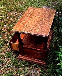 4 aged wood