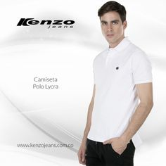 Una prenda clásica con la cual podrás verte formal, sexy, casual o moderno, recuerda que la encuentras en todas nuestras tiendas. #KenzoJeans www.kenzojeans.com.co
