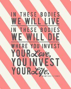 invest life