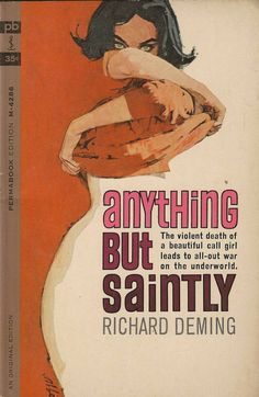 """""""Anything But Saintly"""" 
