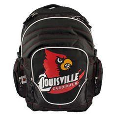 Louisville Cardinals Premium Backpack $39.99 http://www.fansedge.com/Louisville-Cardinals-Premium-Backpack-_-780828286_PD.html?social=pinterest_pfid23-20712