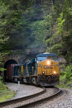 CSX Transportation (CSXT) 799, GE ES44AC, Livingston, KY, April 29, 2016 Csx Transportation, Old Steam Train, Ho Model Trains, Train Times, Railroad Photography, Train Art, Old Trains, Train Pictures, Train Engines