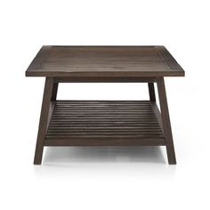 Campton Coffee Table | Crate and Barrel