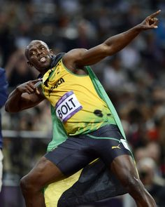 Jamaican Sprinter Usain Bolt - Undisputed World's Fastest Man! - Funky Olympians 2012 - FUNK GUMBO RADIO: http://www.live365.com/stations/sirhobson and https://www.funkgumbo.com