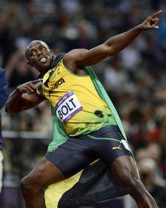 Jamaican Sprinter Usain Bolt - Undisputed World's Fastest Man! - Funky Olympians 2012 - FUNK GUMBO RADIO: http://www.live365.com/stations/sirhobson and https://www.funkgumbo.com