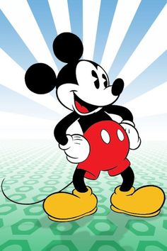 Image shared by L o uя d εs. Find images and videos about disney, mickey and mickey mouse on We Heart It - the app to get lost in what you love. Happy Birthday Mickey Mouse, Mickey Mouse Art, Mickey Mouse Wallpaper, Mickey Mouse And Friends, Mickey Minnie Mouse, Walt Disney, Disney Fun, Disney Magic, Disney Facts