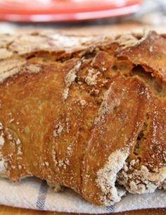 Du baker ikke bedre brød enn dette