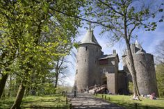 Castle Coch, Wales