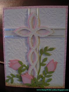 Baptism Card For My Goddaughter