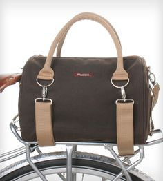 Logan Trunk Bag | Women's Bags & Accessories | Po Campo | Scoutmob Shoppe | Product Detail