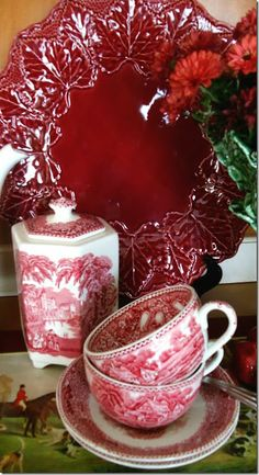 red toile~