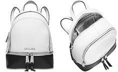 MICHAEL Michael Kors Rhea Zip Colorblock Medium Backpack