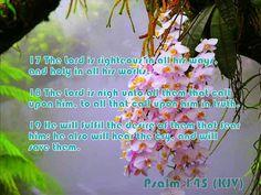 Red Pill Diaries: Psalm 145 (KJV)