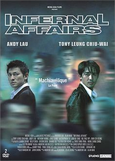 Infernal Affairs ★★★★. I loved this film