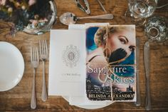Sapphire Skies Pop Up Dinner with Belinda Alexandra Pop Up Dinner, Australian Authors, March 20th, Place Setting, Book Gifts, Sapphire, Sky, Club, Love