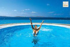 Dive in utter invigoration! More at saintjohn.gr