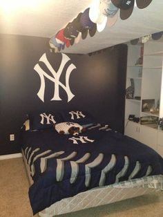 New York Yankees MLB Full Comforter Bed In A Bag Soft Cozy