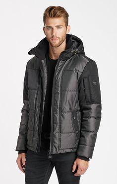 Levi Short Jacket  - Black-Pk Combo