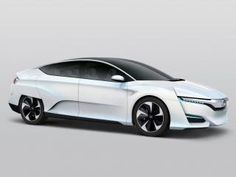 honda has came out with a new hydrogen car it is called: FCV