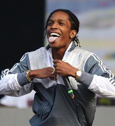Legends | #MichaelLouis - www.MichaelLouis.com Beautiful Boys, Pretty Boys, Pretty Men, Asap Rocky Smile, Dreads, Asap Rocky Wallpaper, Lord Pretty Flacko, Rap Wallpaper, Screen Wallpaper