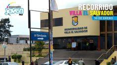 Recorrido Villa El Salvador - 30 de Enero