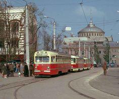 Odessa Ukraine, Old Buildings, Eastern Europe, Public Transport, Locomotive, Muscle Cars, Russia, Transportation, Architecture