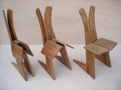 La chaise tiquette de Flix Guyon