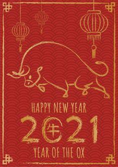 Happy Chinese New Year, Chinese New Year Zodiac, Chinese New Year Crafts For Kids, Chinese New Year Poster, Chinese New Year Design, Chinese New Year Greeting, Chinese New Year 2020, New Years Poster, Chinese Zodiac Signs