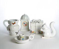 Studio Job Still Life 2004 ed Koninklijke Tichelaar Makkum ceramiques porcelaines