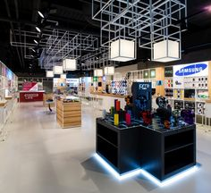 Lick Store by Workshop Design Agency, Paris – France » Retail Design Blog