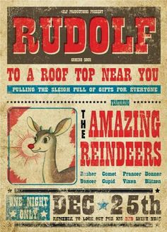 Christmas-I wish I could find this for my reindeer collection!!
