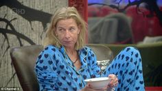 It's not going to happen: Katie Hopkins wasn't impressed with Wednesday night's Celebrity Big Brother task which saw King of the Fairies Perez Hilton demand her to paint his fingernails Katie Hopkins, Celebrity Big Brother, Talking Back, Love Him, Shit Happens, Celebrities, Fitness, Fairies, Wednesday