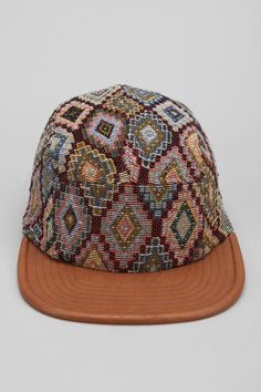 Rosin Tapestry 5-Panel Hat #urbanoutfitters #backtoschool #5panel