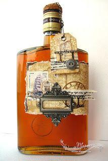 Bottle crafts by Ritunja