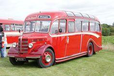 1950 Bedford OB Duple
