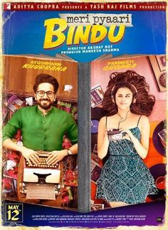Meri Pyaari Bindu: Movie Budget, Profit & Hit or Flop on Box Office Collection: Hindi Languages : Poor Collection