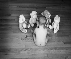 6 month baby  picture ideas - Click image to find more Kids Pinterest pins