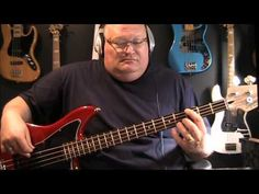 Paul McCartney Wings Live and Let Die Bass Cover with Bass Notes & Tablature - YouTube