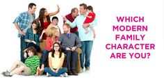 Which Modern Family Character Are You