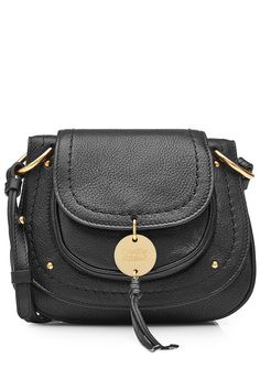 New See by Chloe Small Susie Leather Shoulder Bag fashion online. [$359]>> offer from shophandbags<<