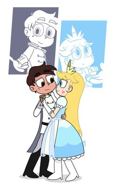 """judacris: """"Then I couldn't stop at one. I needed another one. One for the shippers. One that pleases me so much. The tee features Souls Eternal Princely Marco asking Star for her hand in marriage in the background, and the two ballroom-dancing in the. Star E Marco, Colorfull Wallpaper, Starco Comic, Princess Star, Evil Art, Star Butterfly, Star Vs The Forces Of Evil, Force Of Evil, Cartoon Wallpaper"""